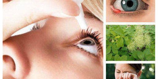 ечемик на окото лечение билки