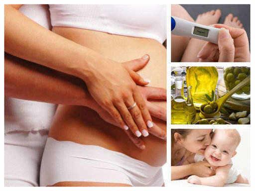 трудно и проблемно забременяване билки
