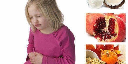 глисти деца, симптоми, лекарство, сироп
