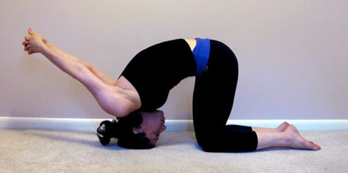 йога главоболие