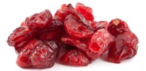 сушена червена боровинка