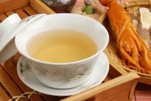 чай от женшен