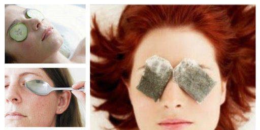 Ефикасен крем за торбички под очите