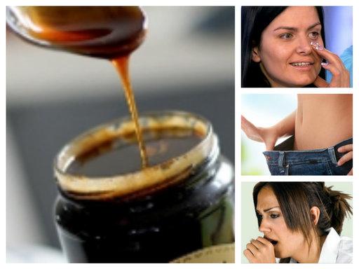 Цена на манов мед, състав