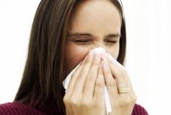 алергична хрема (сенна хрема)
