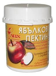 ябълков пектин холестерол