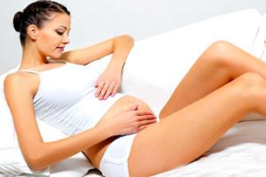 болки в яйчниците при бременност