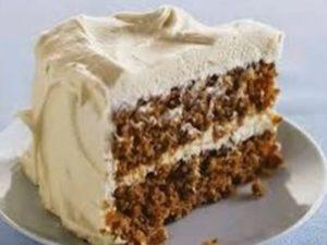 торта с кестени
