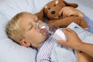 астма при деца