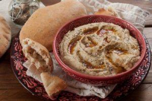 хумус с кимион рецепта