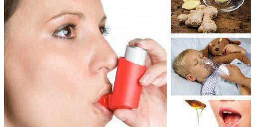 Симптоми на астма. Бронхиална, алергична, лечение