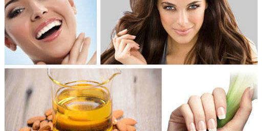 бадемово масло маска коса кожа