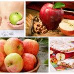 40+ чудни рецепти с ябълка за лечение и готвене: Десерти, лекове при диабет, гастрит, за отслабване и др.
