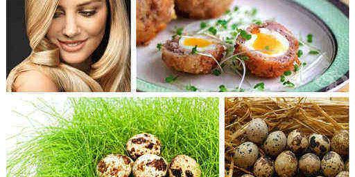 пъдпъдъчи яйца, сурови, варене, ползи