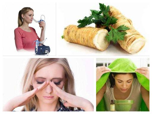 Рецепта за хронична задна хрема при възрастни , заден ринит