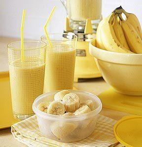 Монодиета с банани
