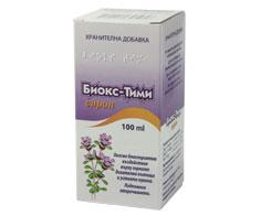 Сироп за кашлица Биокс-Тими