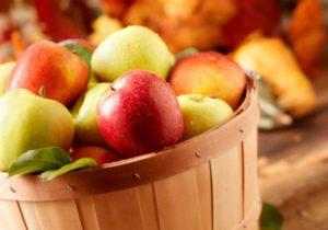 Монодиета с ябълки