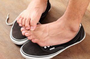антифлегмин гъбички по краката