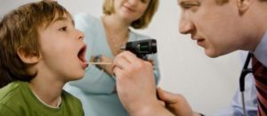 ларингит при деца