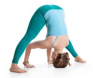 йога упражнения шипове