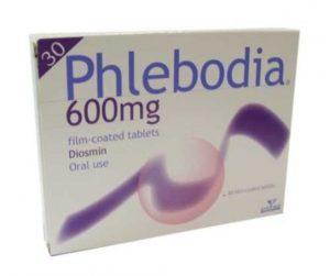 флебодия антифлегмин