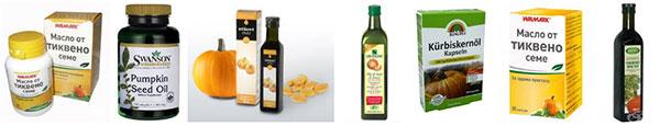 тиквени семки тиквено семе масло олио цена 01765