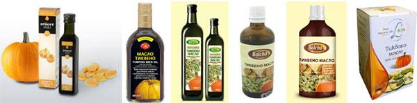 тиквени семки тиквено семе масло олио цена 0167