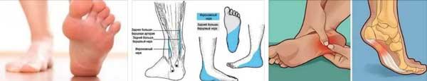 изтръпване на крака крайници ръце ляв крак коляно - 01 6545