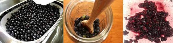 сок от арония сироп, компот, сладко, желе - 00323