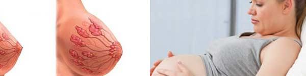 цветна бременност признаци симптоми