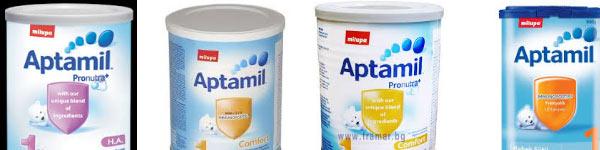 рефлукс езофагит адаптирано мляко аптамил