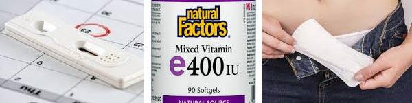 витамин е предизвикване на цикъл