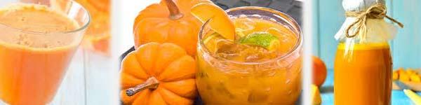 Тиква ползи рецепти 03 сок и морков