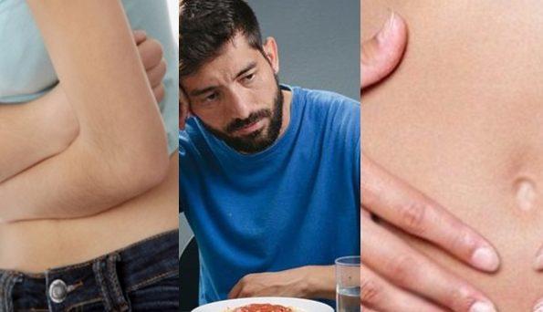 нервен стомах симптоми болки в корема след хранене