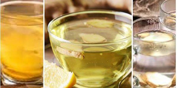 чай от джинджифил с мед рецепти