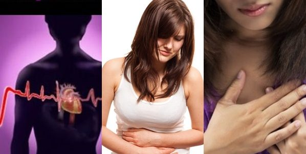нервен стомах симптоми екстрасистоли диспепсия