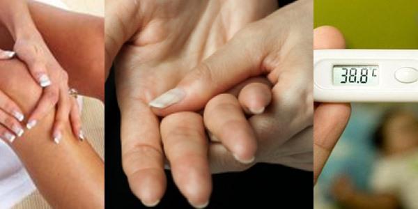 ревматоиден артрит симптоми