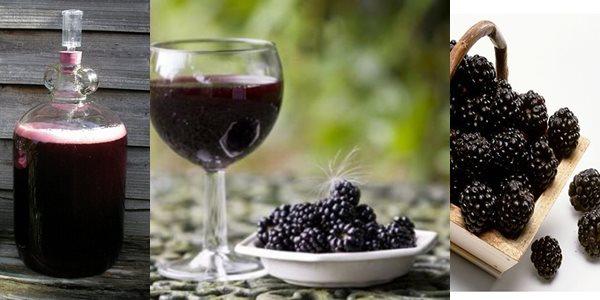 вино от къпина