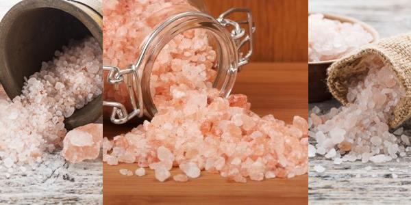 Гималайская соль, лечение