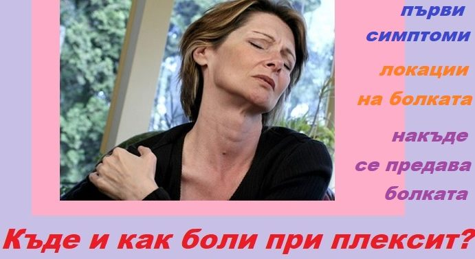 Плексит. Симптоми и лечение. На плешката и другаде